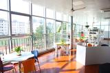 阳光阅览室
